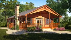 Make your inner child happy with your very own #CustomBuilt cabin! #UBH #UBHFamily