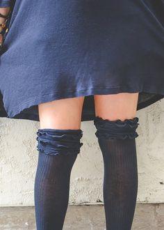 Little Miss Ruffle Socks