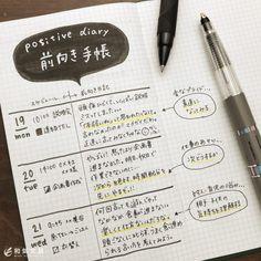 手帳はスケジュール管理だけではありません。ちょこっとポジティブシンキング♪ 発明家エジソンはこう言いました。 「私は失敗したことないんだ。1万通りのうまくいかない方法を見つけただけだよ。」 失敗=うま