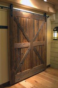 Rustic Barn Door #2