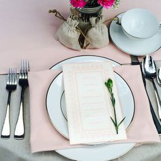 Blush Napkins, 20 x 20 inches wholesale cloth napkins in blush. Excellent blush pink napkins for weddings, events and special occasions in hotels, restaurants and banquet centers. Blush Winter Wedding, Blue And Blush Wedding, Blush Weddings, Spring Weddings, Blush Pink, Rustic Weddings, Wedding Table Linens, Wedding Napkins, Burlap Wedding Decorations