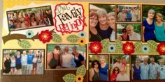 Layout: Family Reunion