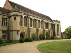 Eltham Palace served as the Royal Nursery where Henry and his sister siblings were educated. Such notable academicians as Thomas More and Erasamus met and engaged w/ Henry when he was a young boy.  Duke of Suffolk, then only Master Charles Brandon, was raised and educated here with Henry.  Charles would remain a close confidant and friend to Henry until his death.