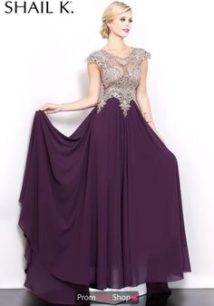 Shail K. Dress 3987 at the Prom Dress Shop