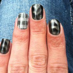 Magnetic nail polish! Magnetic Nail Polish, Magnets, Gemstone Rings, Gemstones, My Style, Jewelry, Jewlery, Gems, Jewerly