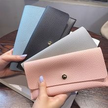 Cheap designer coin purse, Buy Quality wallet coin purse directly from China leather wallet coin Suppliers: Candy Color Women Slim Leather Wallet Girls Lady Long Design Hasp Envelope Purse Wallet Women Simple Leather Wallet Coin Purse Slim Leather Wallet, Leather Case, Designer Coin Purse, Purses For Sale, Purse Sale, Bag Packaging, Coin Purse Wallet, Candy Colors, Long Wallet