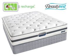 special offers   simmons beautyrest recharge plush queen mattress set   in stock  u0026 free shipping simmons beauty sleep 6 in  innerspring futon mattress   si fm bs      rh   pinterest