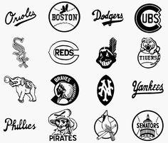 Baseball Logos- classic