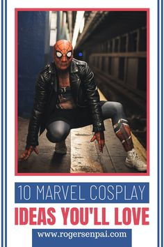Today I'm here to talk about 10 easy Marvel cosplay ideas that you can do! Deadpool Cosplay, Marvel Cosplay, Awesome Cosplay, Best Cosplay, Iconic Characters, Marvel Characters, Cosplay Outfits, Cosplay Ideas, Deadpool Photos