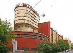 Power station Erich Mendelsohn 1 - Konstruktivismus (Architektur) – Wikipedia