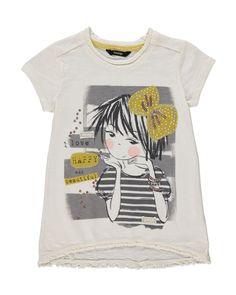 Girl Graphic T-shirt | Girls | George at ASDA