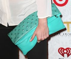 Nikki Reed Oversized Clutch