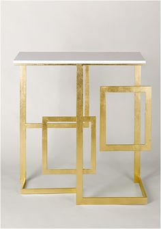 Adam Williams Designs  Great side table or night stand option. Such a versatile piece- simply love it!