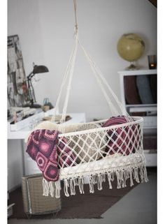 hanging cradle   nordic bliss product love    natural swings and bassi s     baby in the house      rh   pinterest