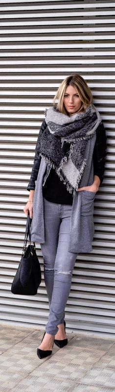 Grey Matter / Fashion By Jeans And Roses