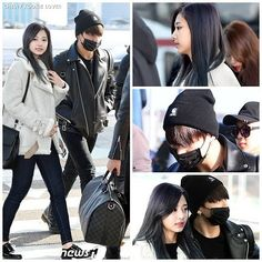 Hope to see these moments in REAL life.But even FAN made pic makes me go crazy about this TWO❤️❤️ Bts Twice, Kpop Couples, I Go Crazy, Tzuyu Twice, Ulzzang Girl, Couple Goals, In This Moment, Female, South Korea