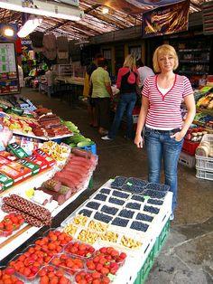 market, Poland
