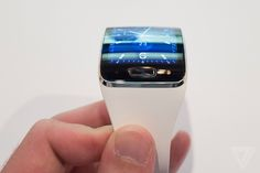 Samsung Gear S: wearing the most powerful smartwatch yet | The Verge