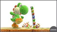Análisis de Yoshis Woolly World. El penúltimo coletazo de genialidad de Wii U antes de su adiós