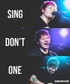Ed Sheeran | via Tumblr