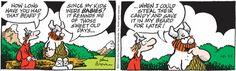 Hagar the Horrible Comic Strip for October 25, 2014   Comics Kingdom