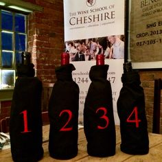 Join us for quirky and fun events such as blind tasting in The Loft