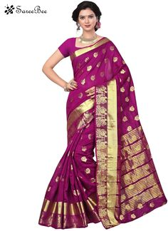 Splendid Purple Cotton Traditional Saree  For More Information WhatsApp 7202080091 Or Visit www.SareeBe.com #red #designer #kurti #fashionista #makeup #UK #outfitoftheday #women-fashion #model #indian #saree #ramadanmubarak #ethnic #picoftheday #cool #summer-style #streetstyle #beauty #styles #rakshabandhan #rakshabandhangift