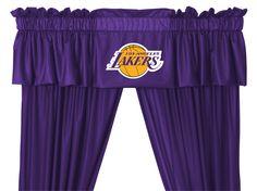 ATHLEZ - Los Angeles Lakers Valance