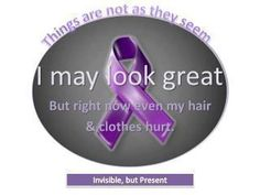 I may look great, but...