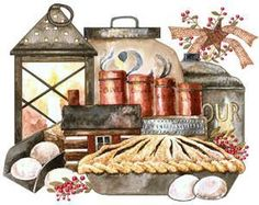 359 awesome country kitchen art images printables decoupage paper rh pinterest com