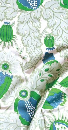 Christopher Farr Cloth Carnival Fabric