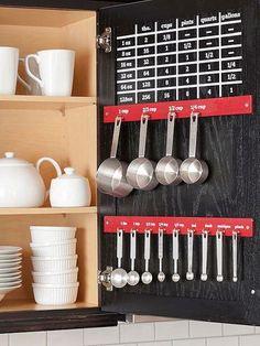 Smart DIY Kitchen Storage Solutions