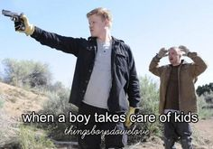 Breaking Bad Season 5 Episode Todd (Jesse Plemons) and Jesse Pinkman (Aaron Paul), great tv series, show, photo Breaking Bad Season 5, Breaking Bad Series, Vince Gilligan, Jesse Pinkman, Aaron Paul, Episode Vii, Walter White, Great Tv Shows, Frases