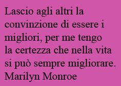 #aforismi Marilyn Monroe