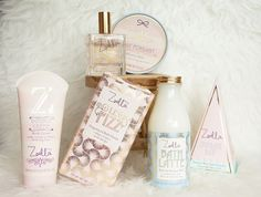 Revue Zoella Beauty - Sweet Inspirations - ByManolita
