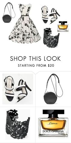 """""""Dolce"""" by belkisa-kahrimanovic ❤ liked on Polyvore featuring Diane Von Furstenberg, Stella & Dot and Dolce&Gabbana"""