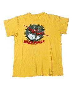 High Times Magazine Vintage T-Shirt 1970's. Yup we had them!