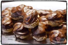 Cookie Desserts, Cookie Recipes, Czech Recipes, Square Cakes, Cake Bars, Hungarian Recipes, Food Decoration, Desert Recipes, Pumpkin Recipes