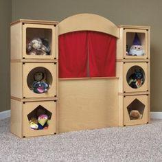 Amazon.com: RooMeez Extra Puppet Theatre Kit: Toys & Games