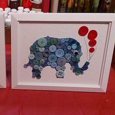 Elephant craft project