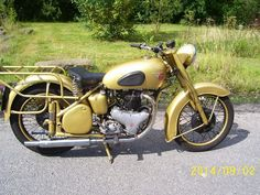 BSA Golden Flash A10 650cc 1951 Plunger Classic Collector Vintage Nice Project   eBay