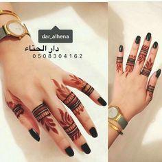 Pretty Henna Designs, Henna Tattoo Designs Simple, Simple Arabic Mehndi Designs, Finger Henna Designs, Mehndi Designs 2018, Henna Art Designs, Modern Mehndi Designs, Mehndi Designs For Girls, Mehndi Designs For Fingers