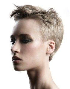 2015 Chic Pixie Hairstyles
