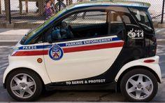 smart car police car