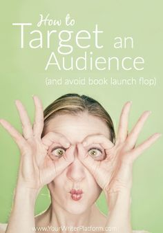 Finding and narrowing your target audience will help you to reach–and appeal to–more of the people that will ultimately buy your book.