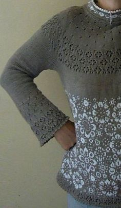 Ravelry: some's Floral Fusion This is delicious, but before you start shouting, there is no pattern!