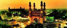 Char minar, Hyderabad, India