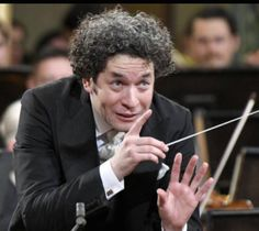Venezulean conductor Gustavo Dudamel conducts the traditional New Year's Concert 2017 with the Vienna Philharmonic Orchestra at the Vienna Musikverein in Vienna, Austria, on January HERBERT NEUBAUER / APA / AFP. Vienna New Year Concert, Joan Sutherland, Vienna Philharmonic, Conductors, Madrid, Singer, Cello, Brio, Vienna Austria