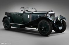 1929 Bentley Speed Six Le Mans Style Tourer