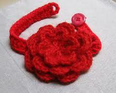 newborn headband crochet - Pesquisa do Google